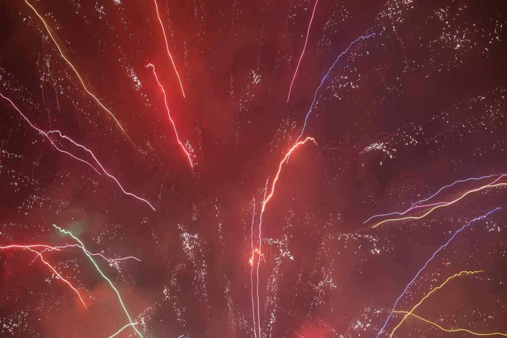 東京都内花火大会の穴場観覧スポットはここ!【葛飾納涼花火大会編】